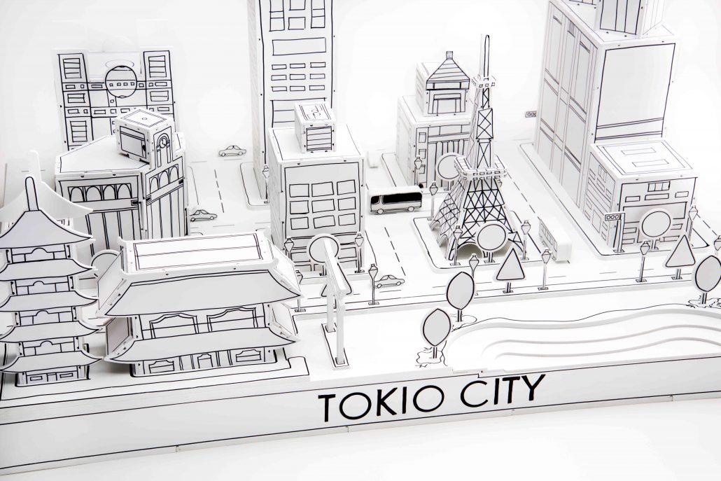 Segovia Arquitectos | TOKIO CITY Build&Play